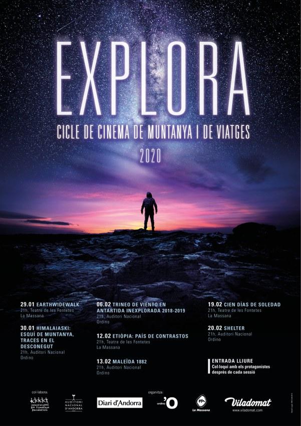 Cicle cinema 2020