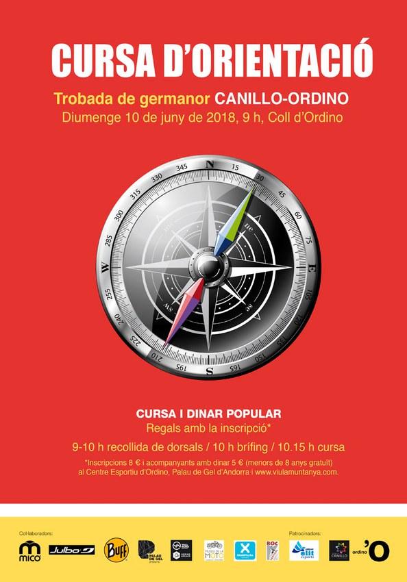 Trobada Ordino Canillo 2018