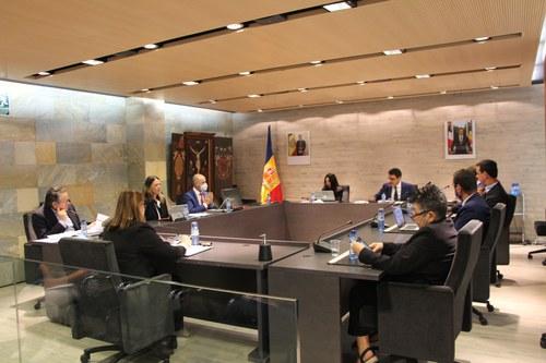 Aportació de 800 mil euros al fons solidari de Govern
