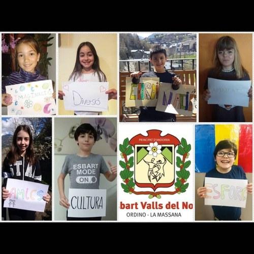 Desè aniversari de l'Esbart Valls del Nord