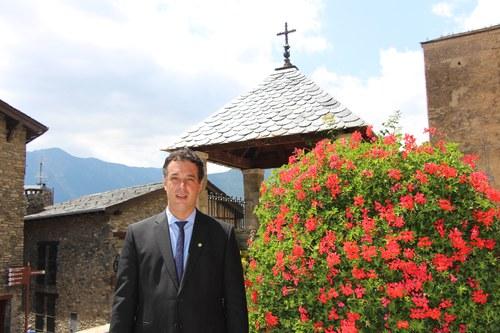 Eduard Betriu: «Dels prats d'Ordino, conservo a la memòria els que anaven d'Ansalonga al Sucarà»