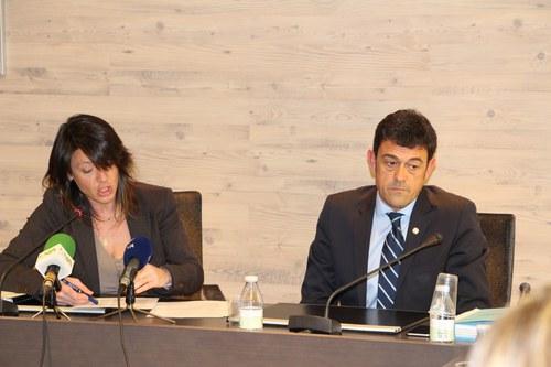 El Consell aprova en 11, 1 milions el pressupost del 2016