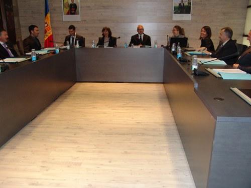El consell aprova un pressupost equilibrat amb 11.160.788, 39 EUR per al 2015