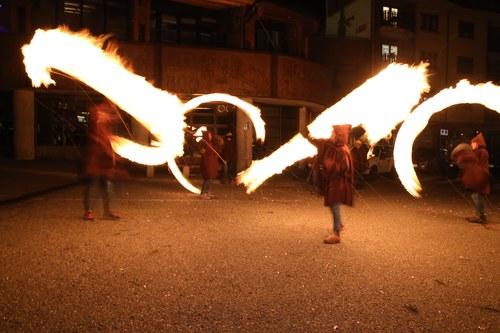 El foc i la tradició, protagonistes per Sant Pere