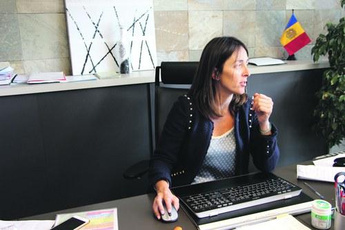 Gemma Riba: «L'Estudi serà el centre de la vida cultural, social i educativa»