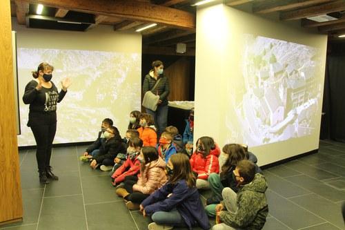 La Casa de la Muntanya transforma l'educació ambiental dirigida a les escoles