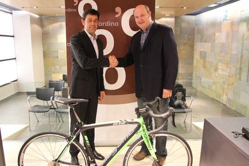 Megamo cedeix una bicicleta per sortejar entre els seguidors del Tour