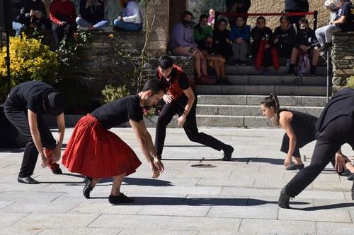 Tres dies de dansa i cultura popular a Ordino